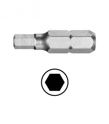 WEKADOR Bit šestihran 10 - 30mm náhon 5/16 Professional