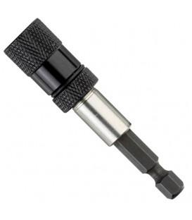 WEKADOR Držák bitů Power.Clip 58 mm s přídavným kruhovým magnetem