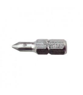 WEKADOR Bit pozidriv PZ1 - 25 mm NEREZ