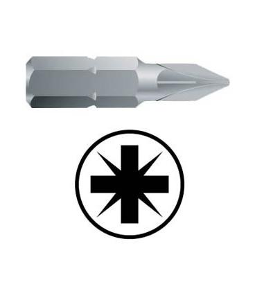 WEKADOR Bit pozidriv PZ3 - 32mm Professional