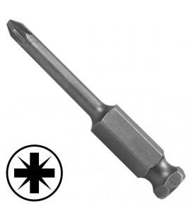 WEKADOR Bit pozidriv PZ4 - 75 mm náhon 11,2 mm Professional
