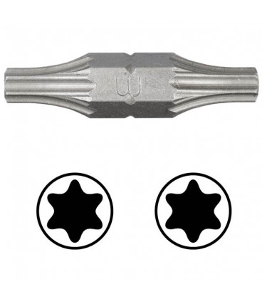 WEKADOR Bit torx 10-10 - 27 mm Professional