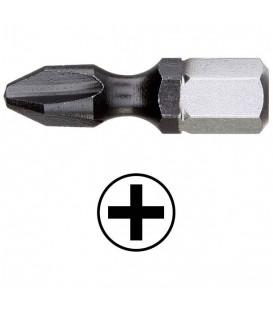 WEKADOR Bit Phillips PH2 - 25 mm torzní DLC