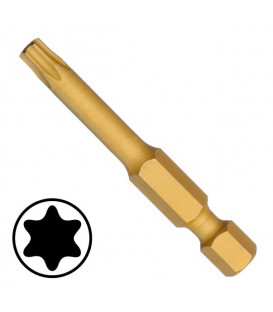WEKADOR Bit torx 27 - 50 mm TIN