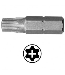 WEKADOR Bit torx 40 - 25 mm s profilem PLUS Professional