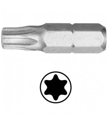 WEKADOR Bit torx 6 - 25 mm Professional