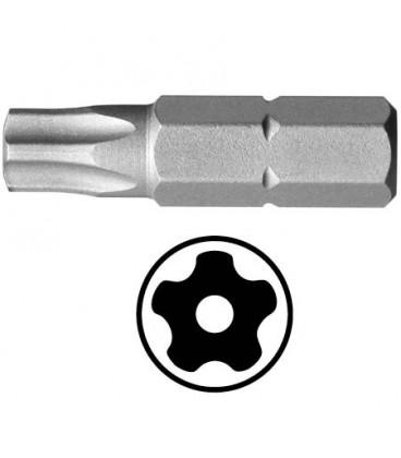 WEKADOR Bit torx IPR 20 - 25 mm Professional