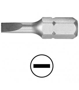 WEKADOR Bit plochý 4,0x0,6 - 41 mm náhon 5/16 Professional