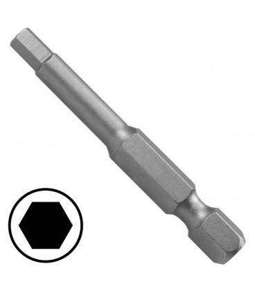 WEKADOR Bit šestihran 2.5 - 152 mm Professional