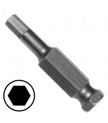 WEKADOR Bit šestihran 5 - 55mm náhon 11,2 mm Professional