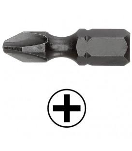 WEKADOR Bit Phillips PH3 - 25 mm torzní IMPACT