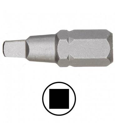 WEKADOR Bit čtyřhran 3 - 25 mm Professional