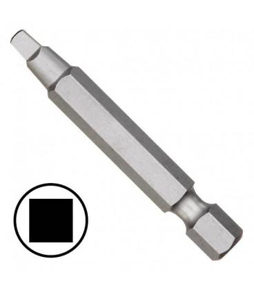 WEKADOR Bit čtyřhran 3 - 75 mm Professional