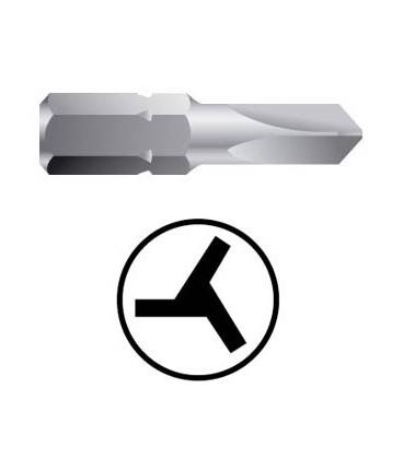 WEKADOR Bit tri.wing 4 - 25 mm Professional