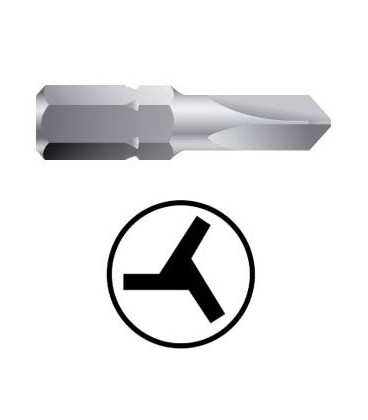 WEKADOR Bit tri.wing 7 - 32 mm Professional